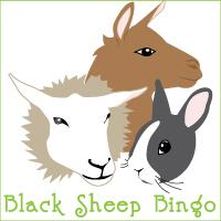 black sheep bingo logo
