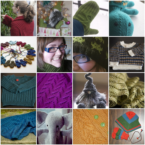 knitting 2008 in review
