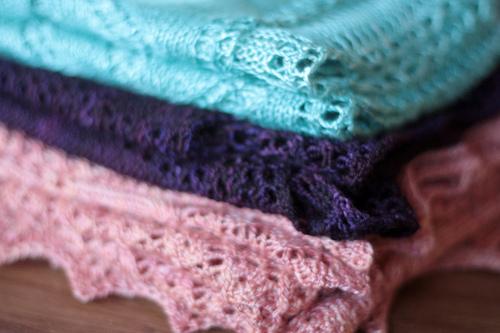 shawl stack