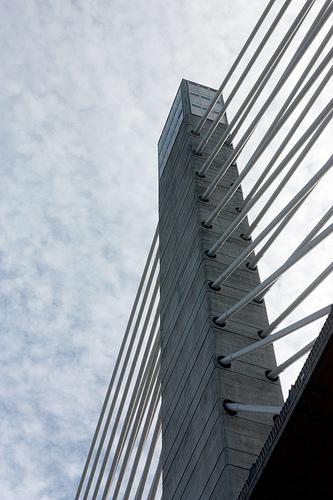 penobscot narrows bridge tower